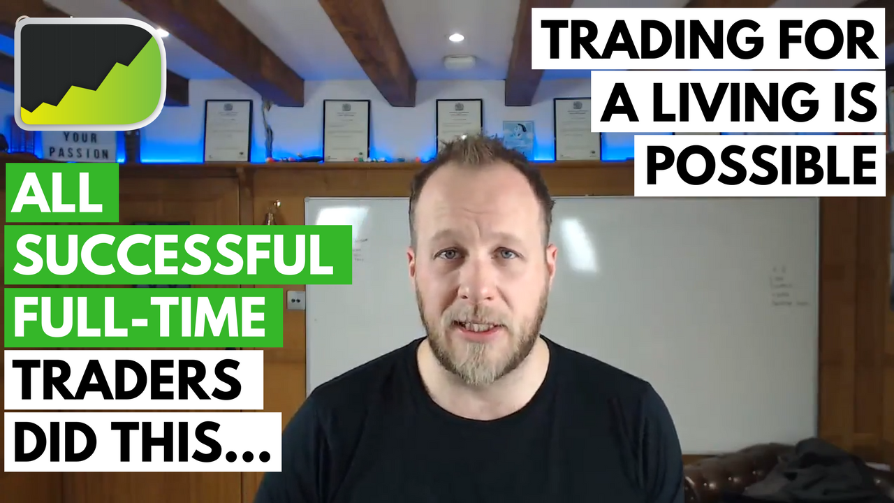 How To Make A Living With Forex Trading