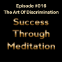 Artwork for Episode #016 - The Art of Discrimination
