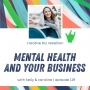 Artwork for Episode 119 - Mental Health and Your Business with Sara McNally