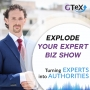 Artwork for Episode #231 How To Build A Global Speaking Business Without Burning Out