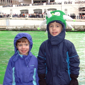 DWE Episode 050: Saint Patrick's Day
