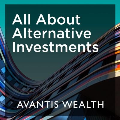 Avantis Wealth's podcast show image