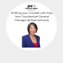 Artwork for Shifting your mindset with Katy Yam, FounderFuel General Manager @ Real Ventures