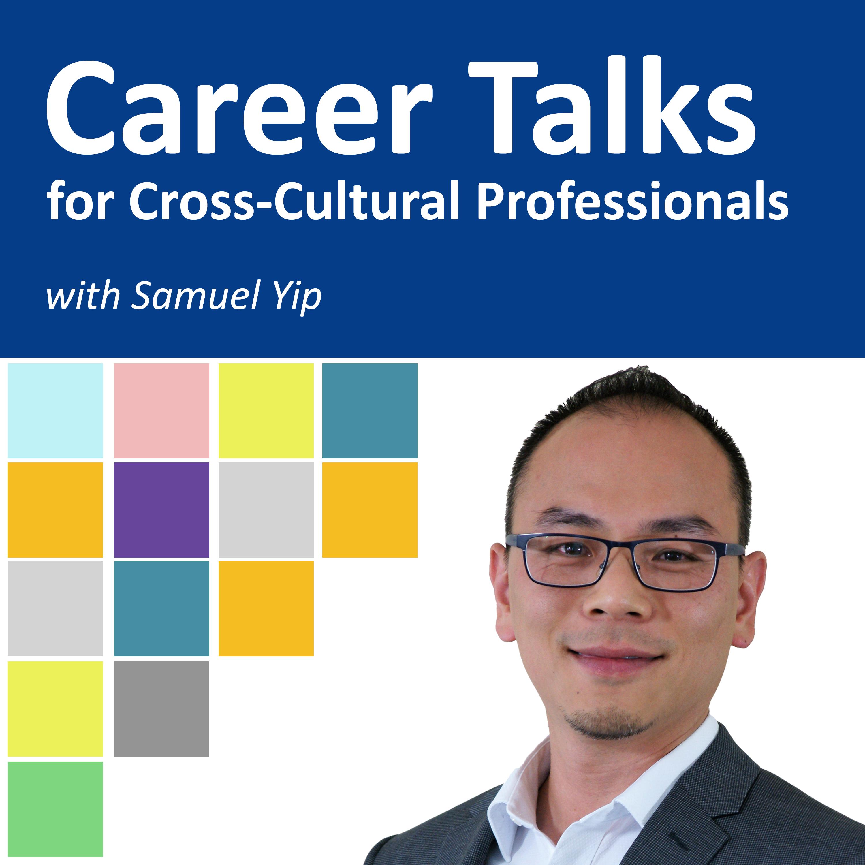 Career Talks for Cross-Cultural Professionals show art