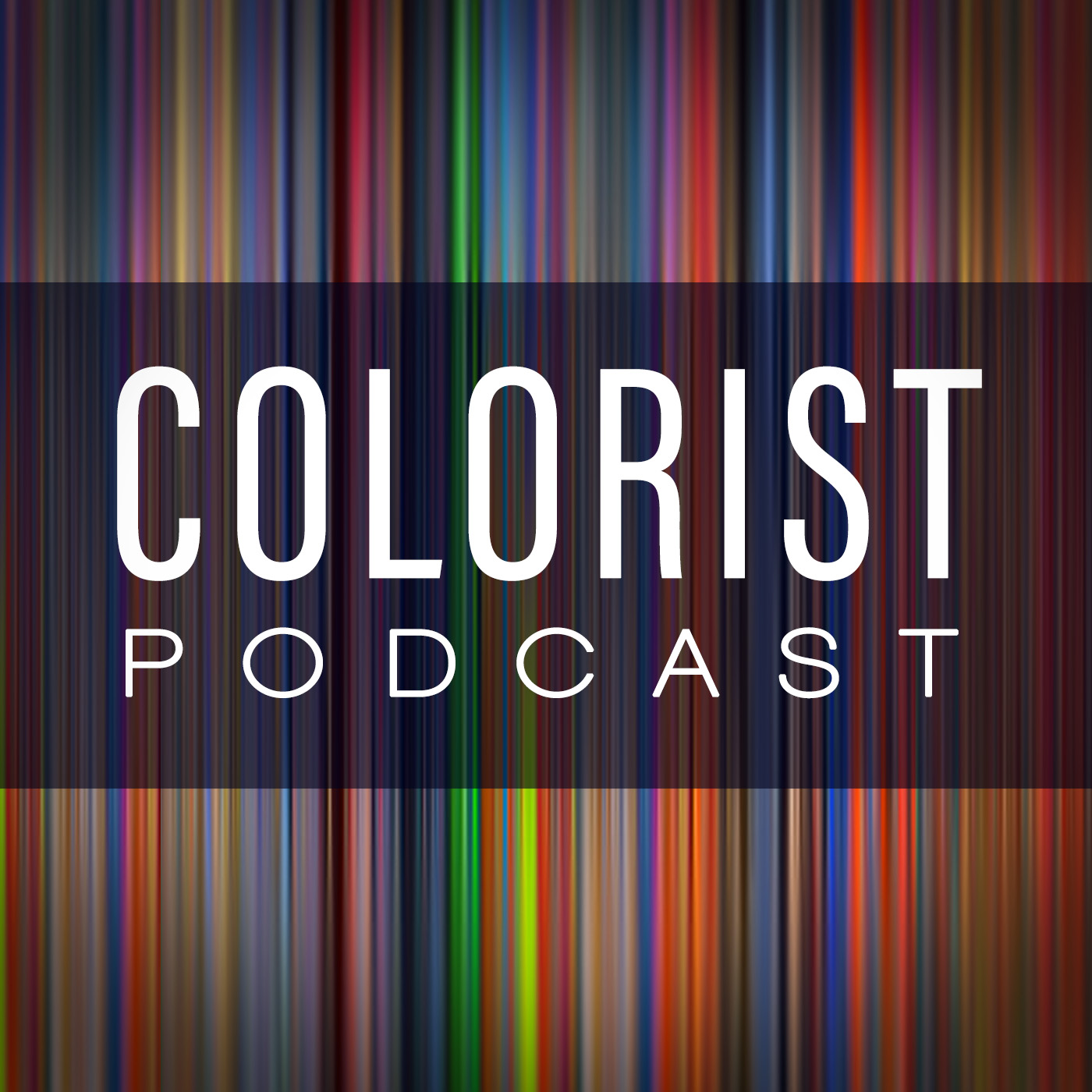 Colorist Podcast show art