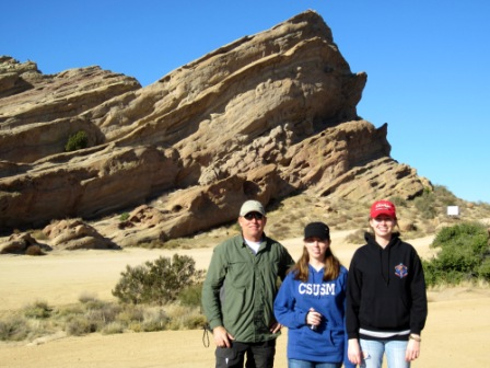 Episode 86 Vasquez Rocks and the Musical Road
