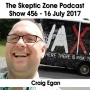 Artwork for The Skeptic Zone #456 - 16.July.2017