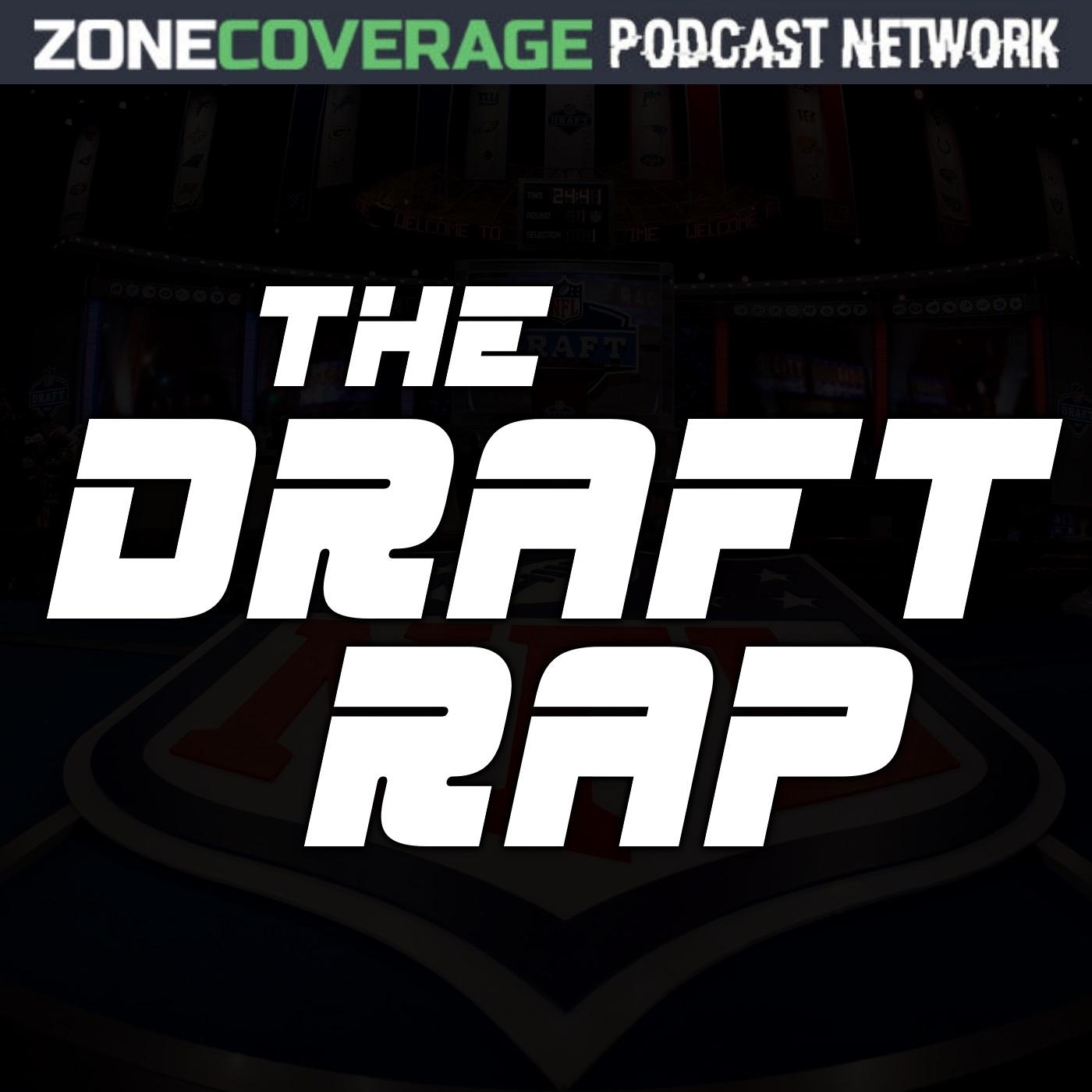 The Draft Rap show art