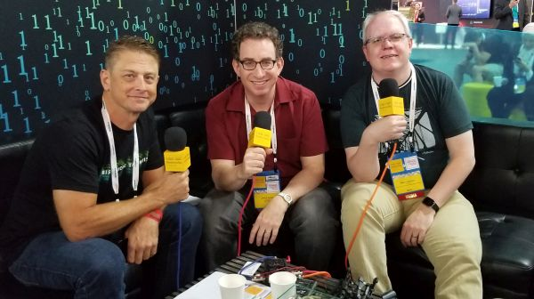 Tom Stitt, ExtraHop, David Spark and Mike Johnson, CISO Series