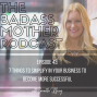Artwork for Ep. 43 7 Things to Simplify in Your Business to Become More Successful