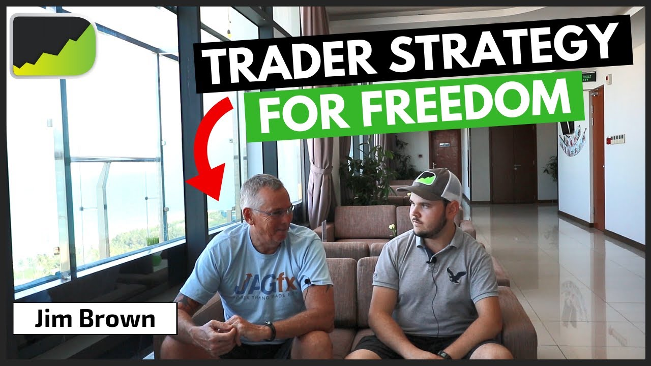 Daily Chart Trader Strategies and Indicators Deep Dive - Jim Brown