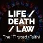 """Artwork for The """"F"""" Word (Faith)-Elizabeth Mattis Namgyel"""
