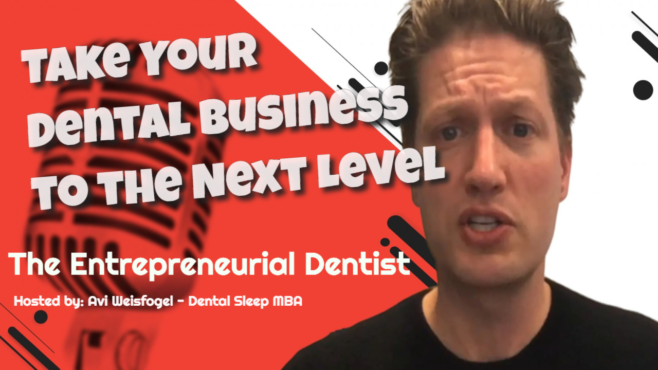 Take Your Dental Business to the Next Level with Higher Sales