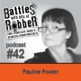 Artwork for #42 - Sculpting with Pauline Fowler