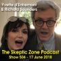 Artwork for The Skeptic Zone #504 - 17.June.2018