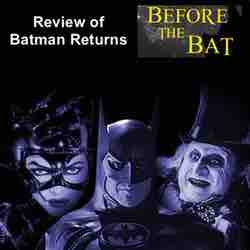 Discussing Batman Returns from 1992