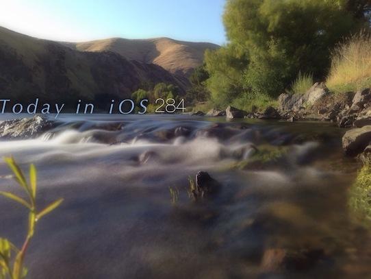 iOS Artwork - iTem 0284 and Episode Transcript