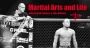 Artwork for Martial Arts and Life with UFC Contender Jamall Emmers and Jake Behney