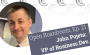 Artwork for John Pojeta – VP of Business Development at The PT Services Group – The Open Boardroom Ep. 21