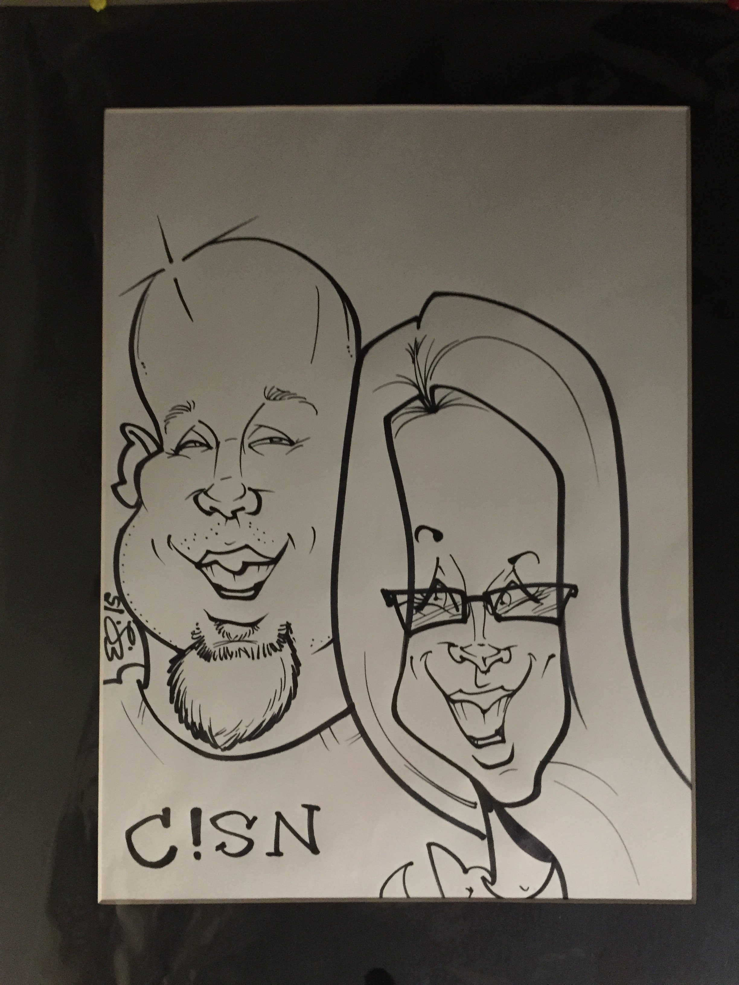 Artwork for C!SN 9.27.15: Tonya Eberhart of BrandFace, The Kitchen, and Hogwarts Running Club.