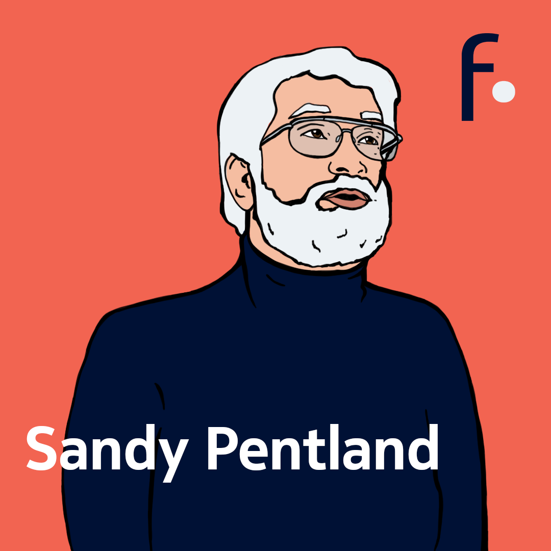 What our Smartphones Say About Us with MIT's Sandy Pentland