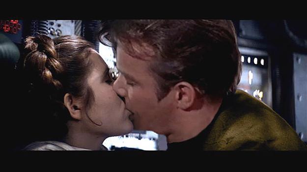 Kirk & Leia