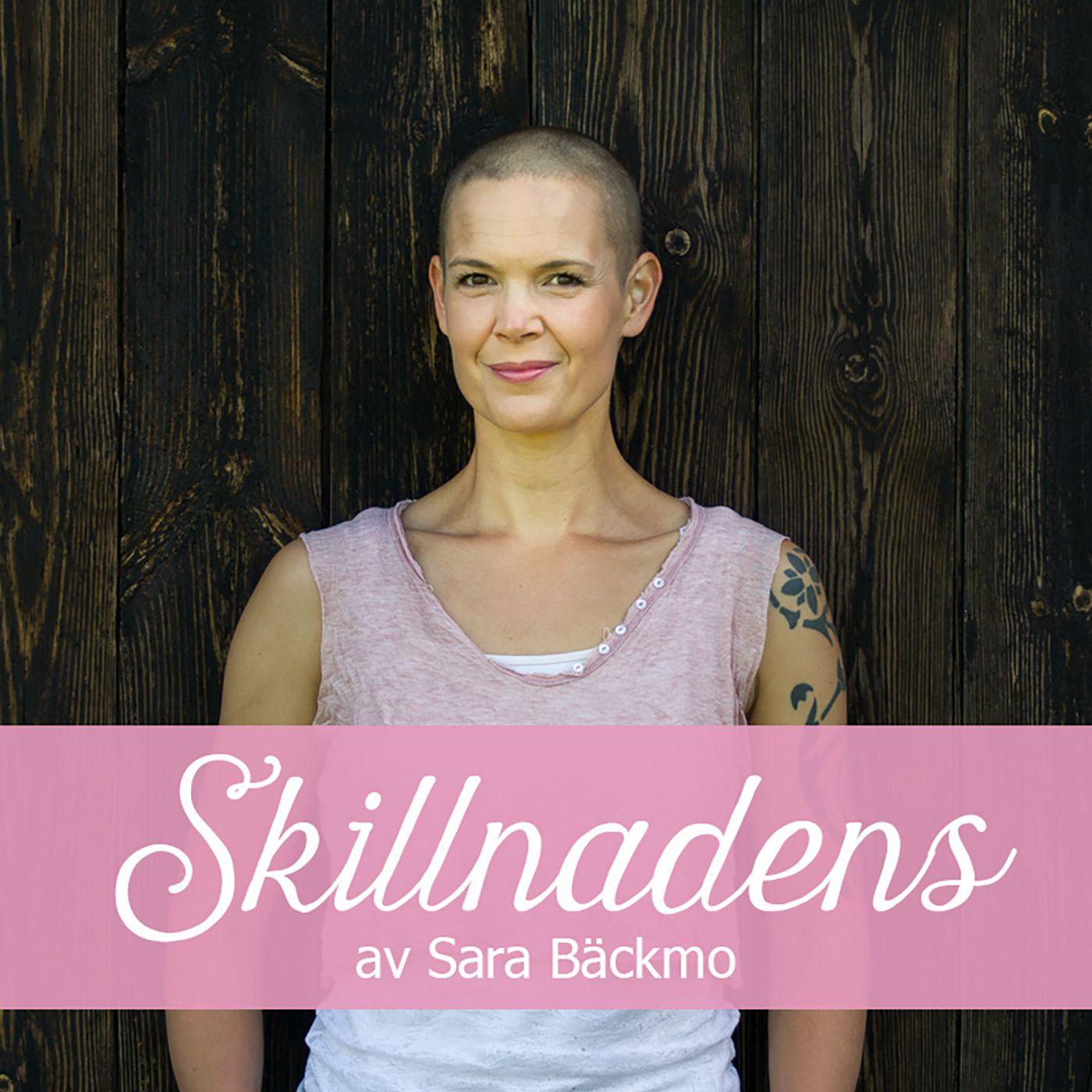 Skillnadens av Sara Bäckmo show art