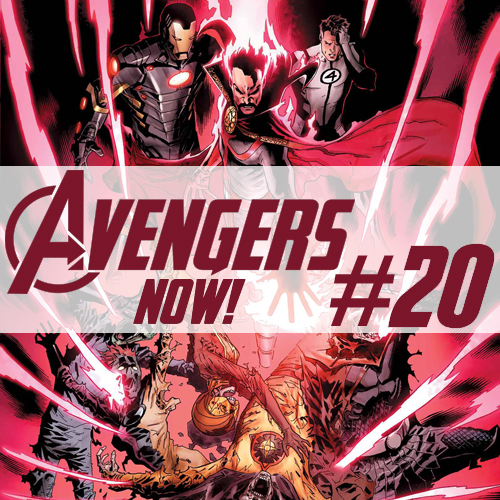 Cultural Wormhole Presents: Avengers Now! Episode 20