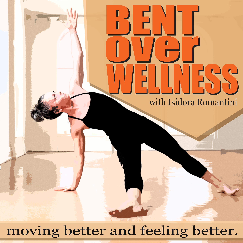 Bent Over Wellness show art