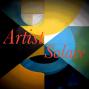 Artwork for Artist Solace - Justin Vining Interview