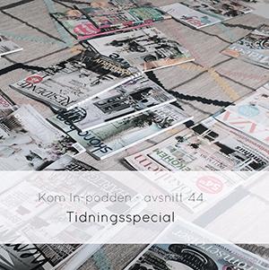 44. Tidningsspecial - inredningstidningar