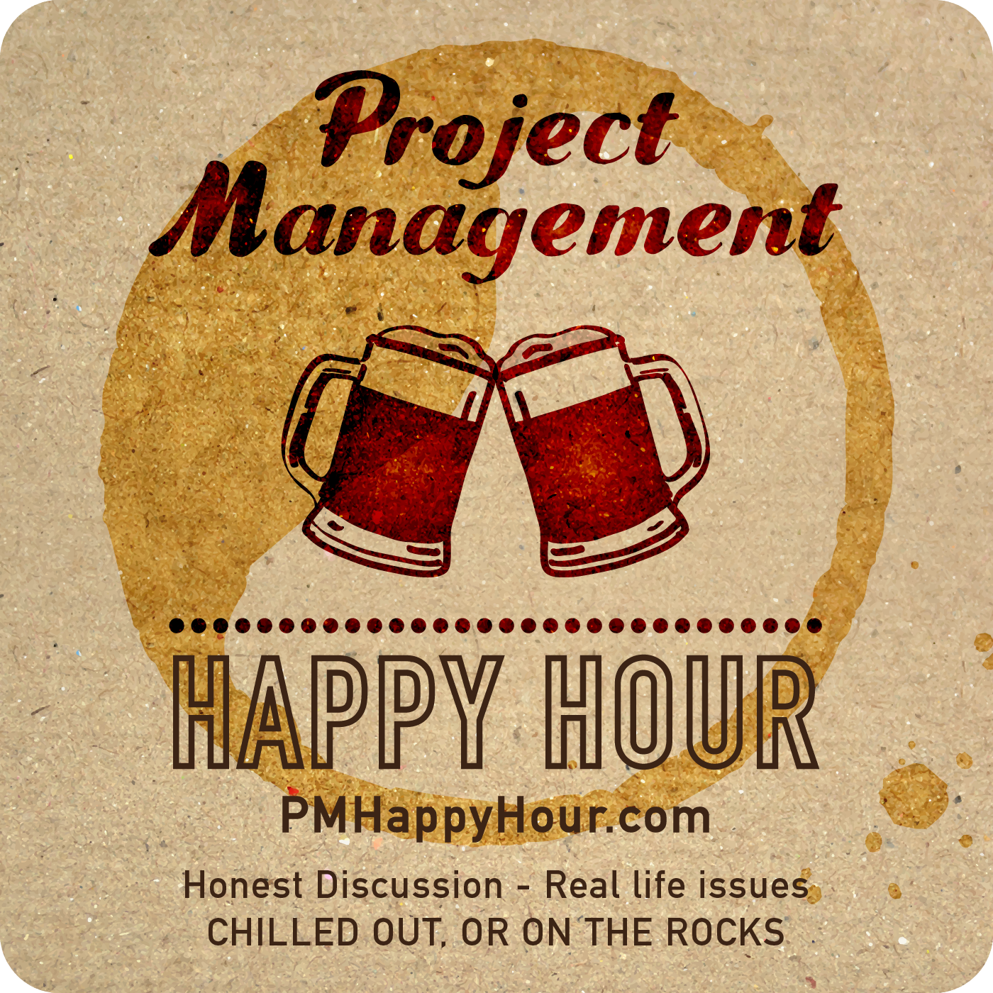 "Artwork for PM Happy Hour Membership - Helping new PMs ""How to PM"""