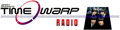 Time Warp Radio Song of The Thursday, May 23, 2013