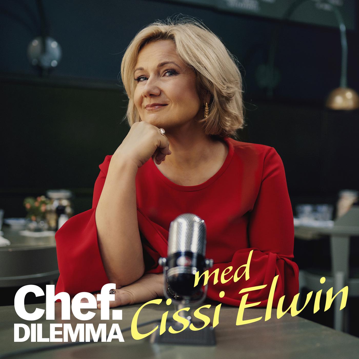 Chef Dilemma show art