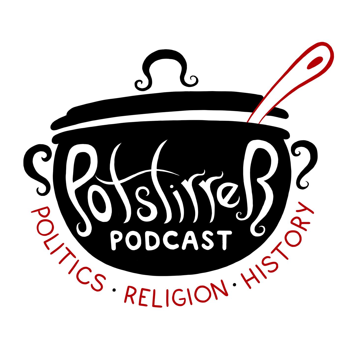 Potstirrer Podcast show art