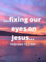 Artwork for Keep Your Eyes on Jesus to Defeat Depression