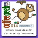 CG Podcast 014 - Emails and Instaurator!