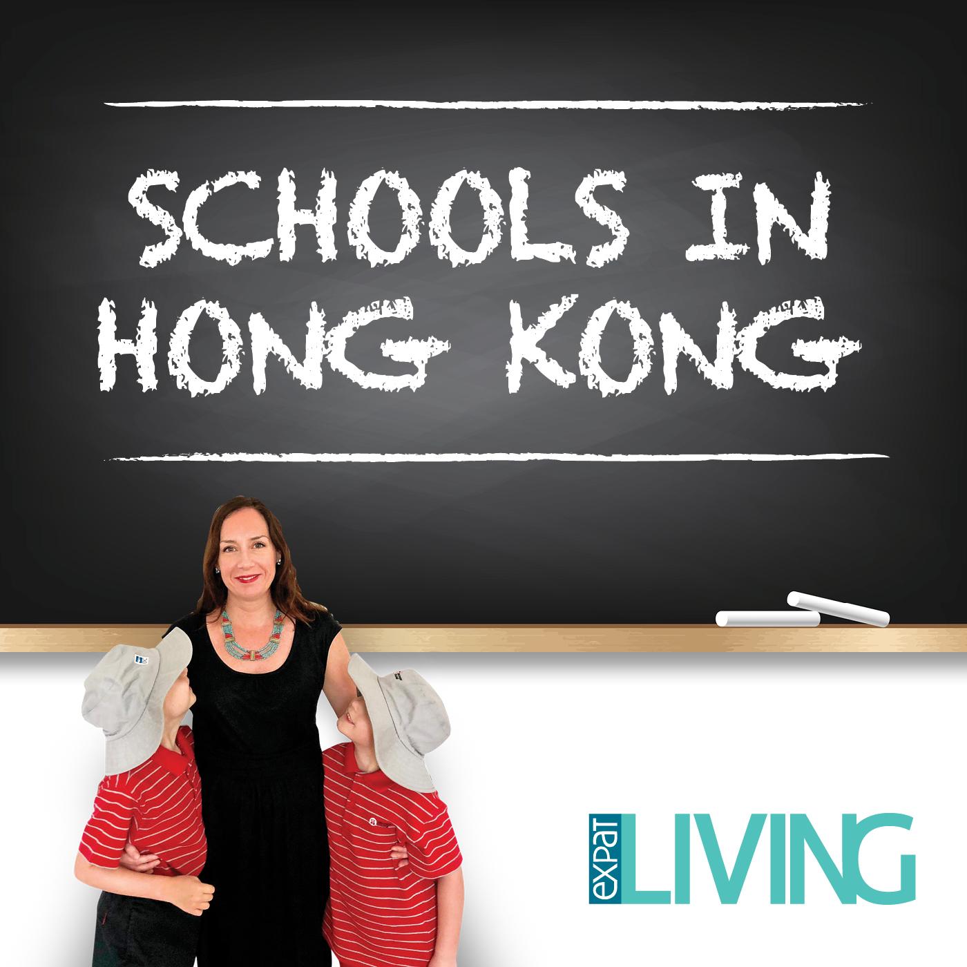 Schools in Hong Kong show art