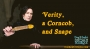 Artwork for Verity, a Corncob, and Snape