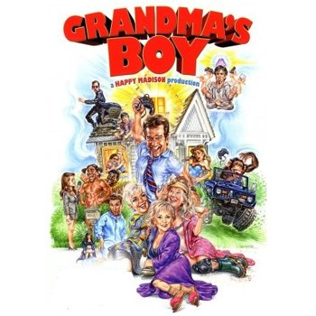Episode 169- Grandma's Boy