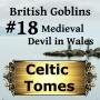 Artwork for Medieval Devil in Wales - British Goblins CT018