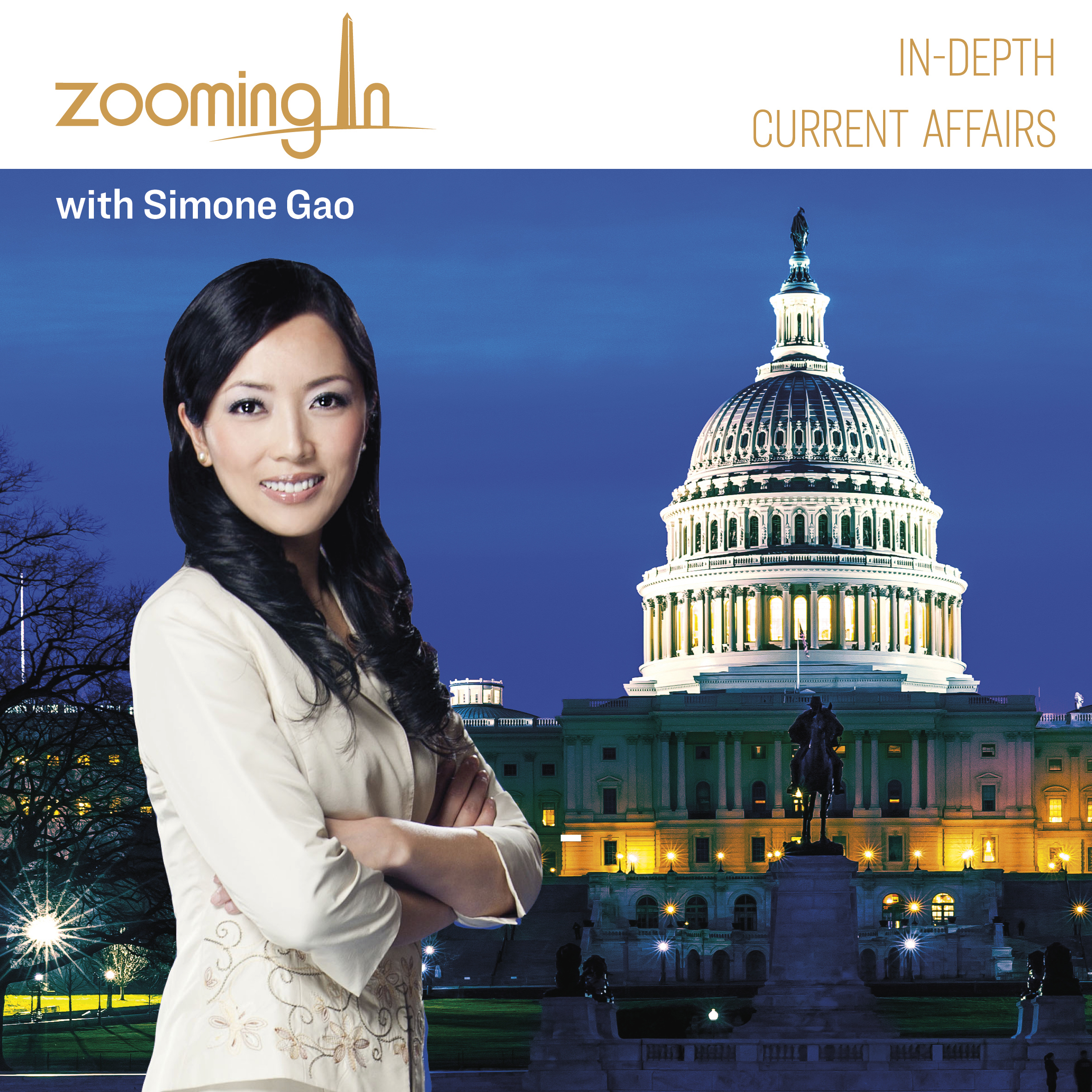 Zooming In with Simone Gao show art