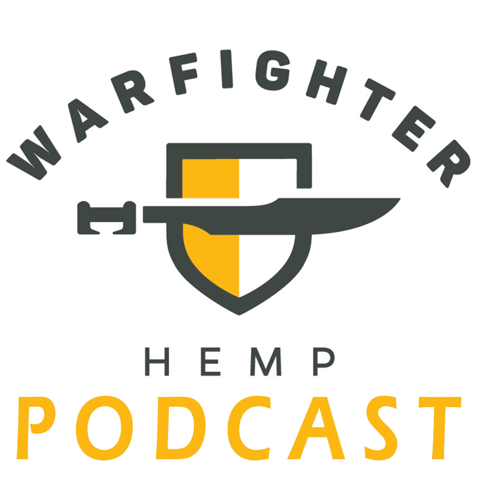 The Warfighter Hemp Podcast show art