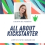 Artwork for Episode 122 - All About Kickstarter with Kit Cronk