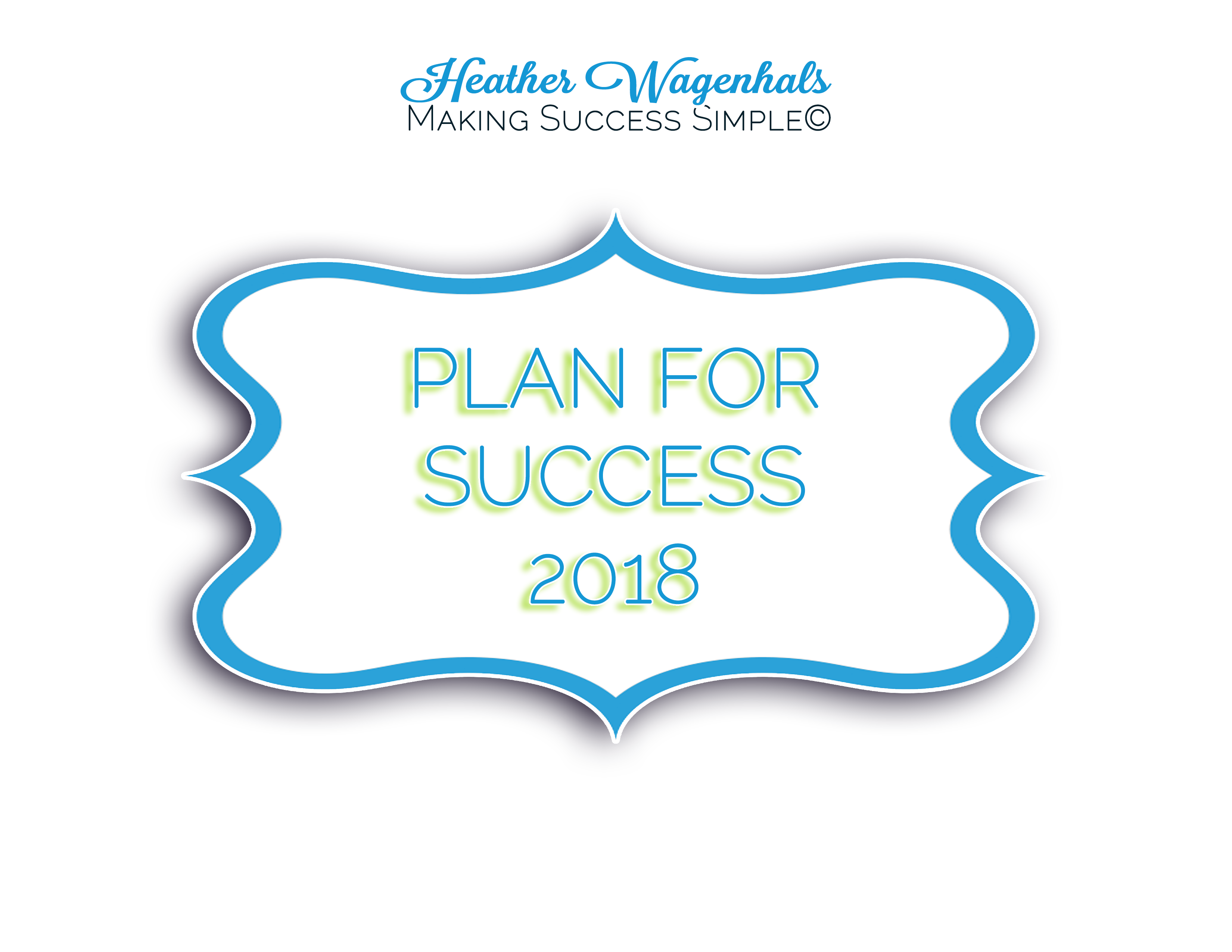 Artwork for Back by Popular Demand Heather Wagenhals 2018 Plan for Professional Success Strategy Session
