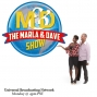 Artwork for The Marla and Dave Show - Greg Gilmore and Kellie Hart