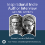 Artwork for Interview with Holly Lyne—Urban Fantasy Author Gives Back to Indie Community: Inspirational Indie Authors Podcast