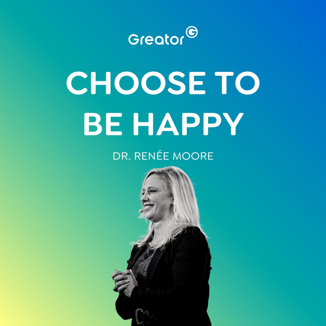 EN | Positiv denken: Wie du aus Fehlern lernst & dich auf das Positive fokussierst // Dr. Renée Moore