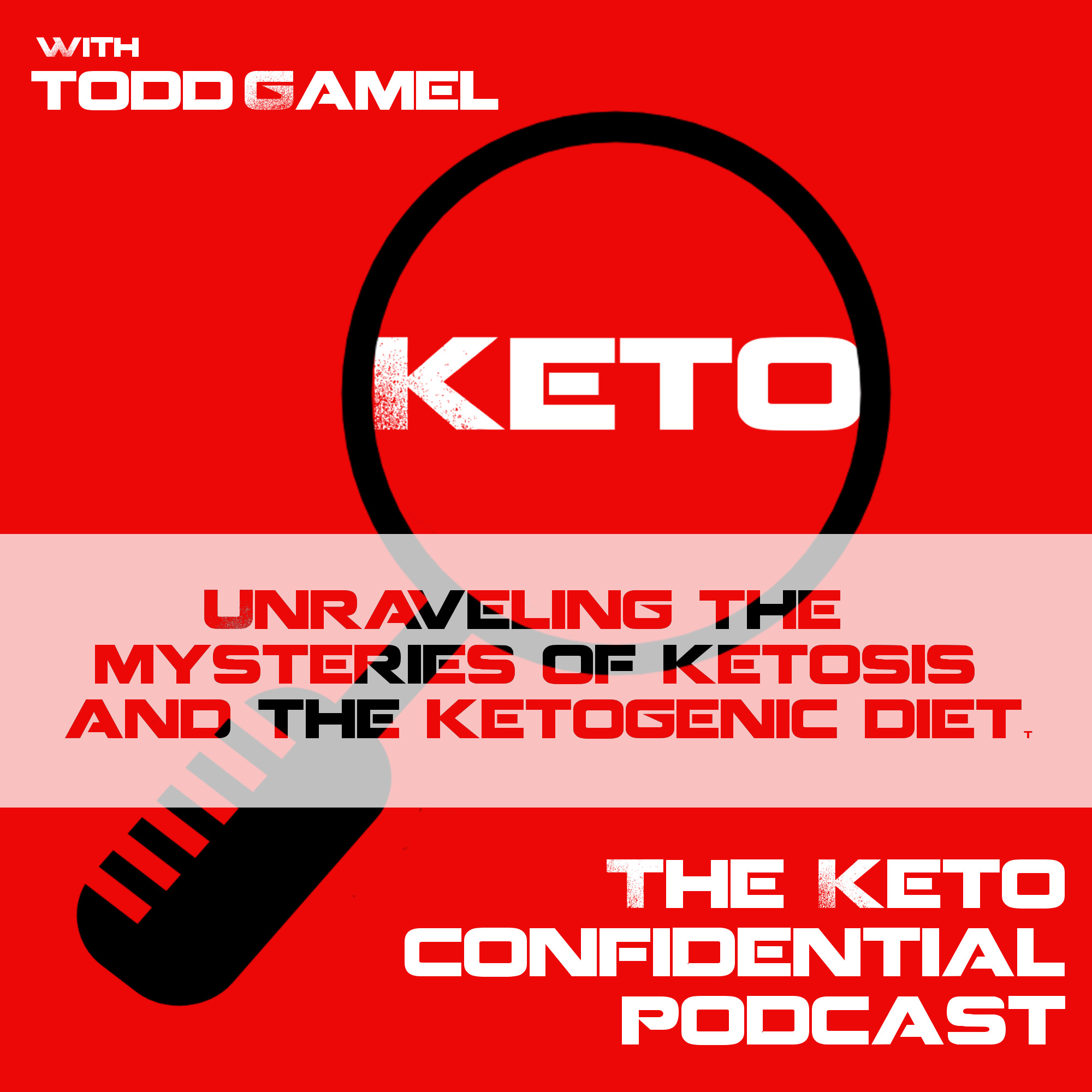 KCP008 - The Ketogenic Diet show art