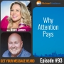 Artwork for 093: Why Attention Pays with Neen James